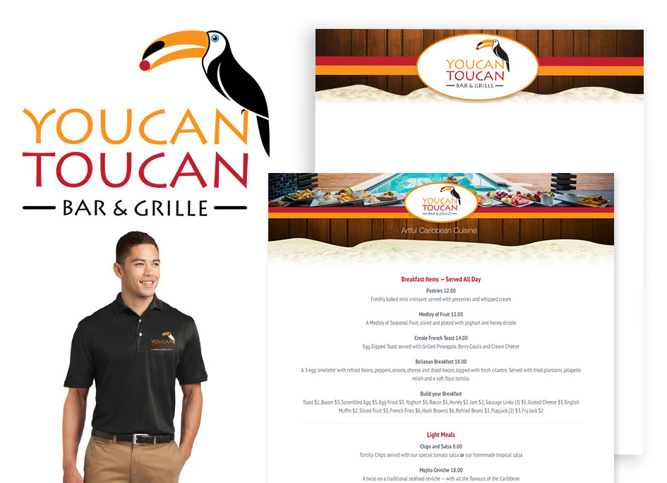 Youcan Toucan Bar & Grille