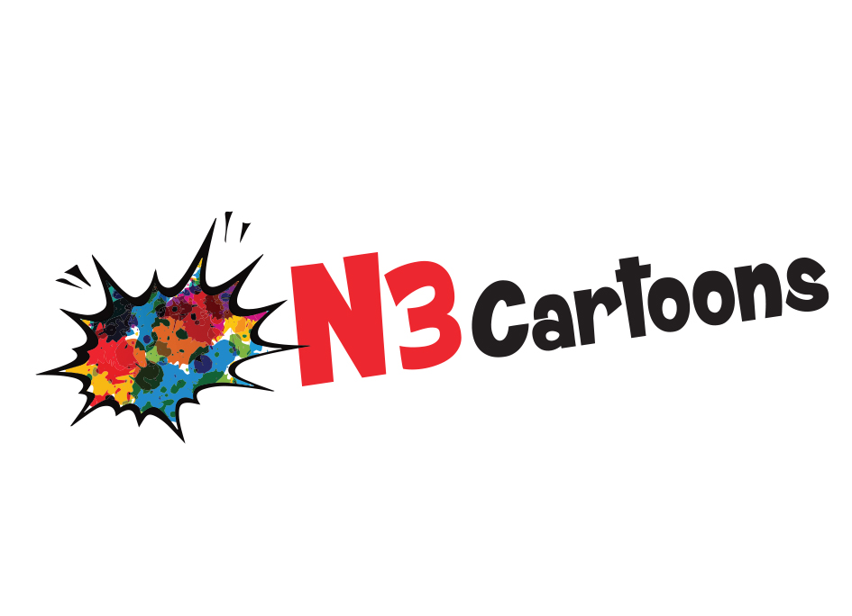 N3 Cartoons Logo