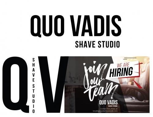 Quo Vadis Shave Studio